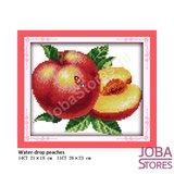 Borduur Pakket Fruit 05 11CT voorbedrukt (26x23cm)_