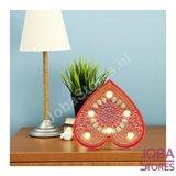 Diamond Painting Lamp Hart
