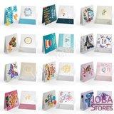 Diamond Painting Wenskaarten Set (12 kaarten)