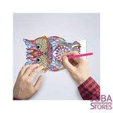 Diamond Painting 3D Illusie Lamp Uil_