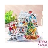 Diamond Painting 3D Tafereel 005 Kerst