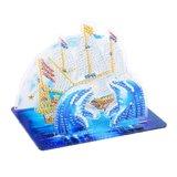 Diamond Painting 3D Tafereel 007 Dolfijnen