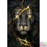 Diamond Painting Leeuw 40x60cm_