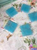 Diamond Painting Blauwe Wax 10 stuks (2,5x2,5cm)