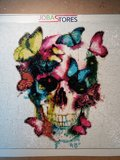 "Diamond Painting ""JobaStores®"" Skull - volledig - 30x30cm"