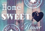 Diamond Painting Home Sweet Home 02 30x40cm_