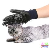 OP=OP Katten/Honden Grooming Handschoen Blauw (Linkshandig)_