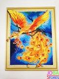 OP=OP Diamond Painting *Special* Feniks 050 40x50cm - incl. frame_