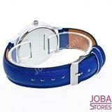 OP=OP Kerst Horloge 01 Blauw_