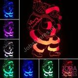 3D Illusie Lamp Kerstman (7 kleuren instelbaar)_