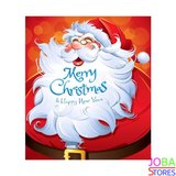 Diamond Painting Santa 30x40cm_