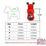 OP=OP Honden & Katten Kerst Pakje maat XS_