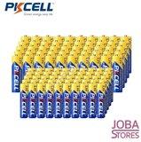 OP=OP Batterijen AAA 1.5V PKCELL Heavy Duty 12 stuks_