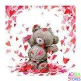 Diamond Painting Teddy Love 30x30cm_