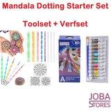 Mandala Dotting Starter Set (28 delig)_