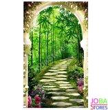 Diamond Painting Pad met bamboe 40x75cm_