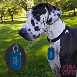 Custom Honden Penning Dog Tag_