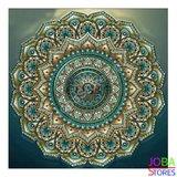 Diamond Painting Mandala 04 40x40cm_