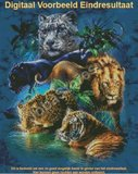 OP=OP Diamond Painting Big Cats 40x50cm_