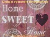 Diamond Painting Home Sweet Home 05 30x40cm_