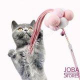 Katten Speelgoed Hengel PomPom Roze_