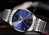 Heren Horloge Mercury Zwart_