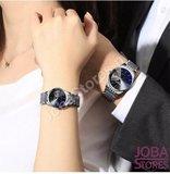 Dames Horloge Mercury Zwart_