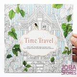 """Kleurboek voor volwassenen """"Time Travel"""" (24 pagina's)_"""