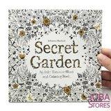 """Kleurboek voor volwassenen """"Secret Garden"""" (24 pagina's)_"""