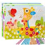 Diamond Painting voor kinderen set van 10 stuks_