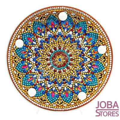 Diamond Painting Lamp Mandala 06