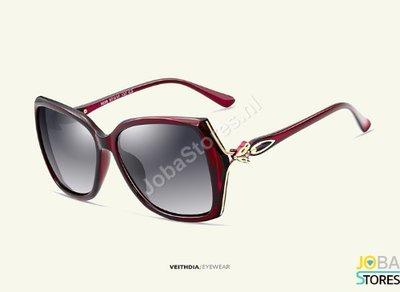 OP=OP Polaroid Dames Zonnebril Veithdia V3039-03