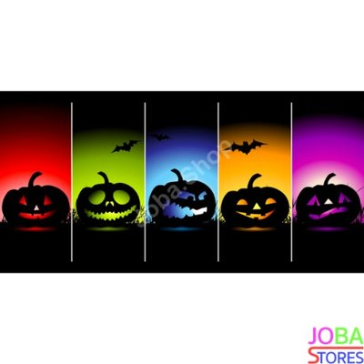 OP=OP Diamond Painting Halloween Pumpkins 30x60cm