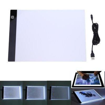 Diamond Painting A5 Ledlamp (Lightpad) dimbaar (3 standen)
