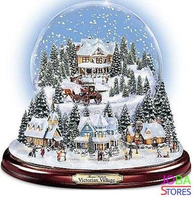 Diamond Painting Snowglobe 40x40cm *Kerst Tip*
