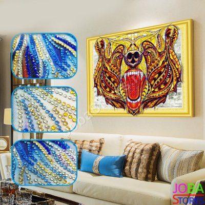 Diamond Painting *Special* Beer 004 40x50cm - incl. frame