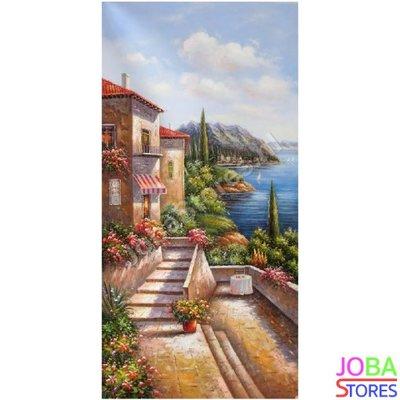 OP=OP Diamond Painting Griekenland 30x60cm