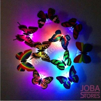 OP=OP Muur Lampjes Vlinder (10 stuks)