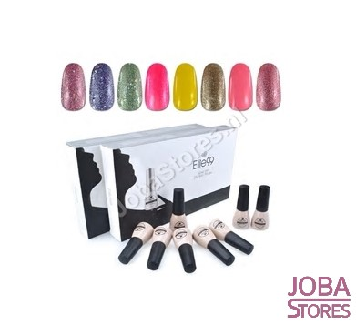 Gel Nagellak Set C021 (8 x 7ml)