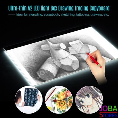 Diamond Painting A2 Ledlamp (lightpad) dimbaar