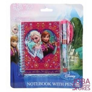 Disney's Frozen Notitieboek met pen