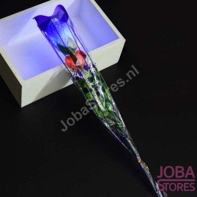 OP=OP Led Roos Blauw (per stuk)