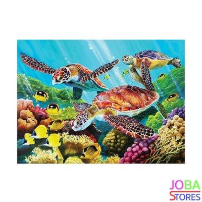 Diamond Painting Schildpadden 50x60cm