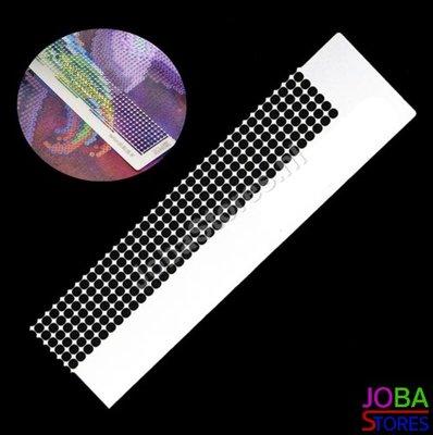 Diamond Painting Hulp Liniaal voor ronde steentjes