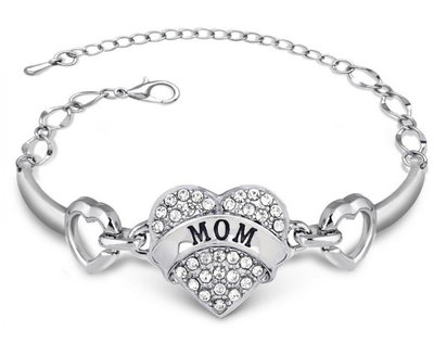 OP=OP Armband Mom Wit