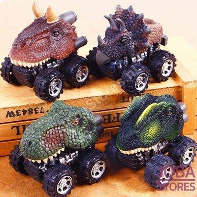 Beast Cars Dino Set (4 stuks) !Spaar ze allemaal!