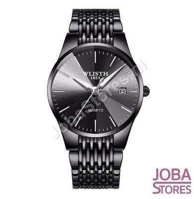 Heren Horloge Mercury Zwart