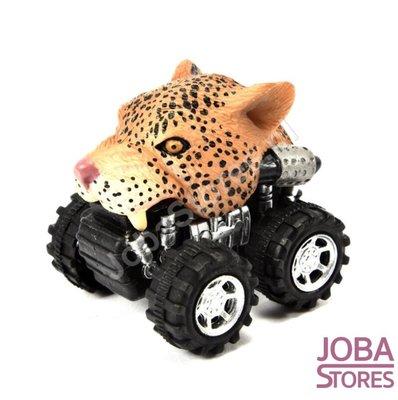Beast Cars Luipaard nr. 02 !Spaar ze allemaal!