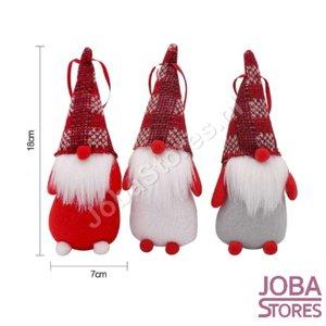 Set van 3 Zweedse Kerstmannetjes