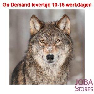 Diamond Painting Wolf/Wolven kop